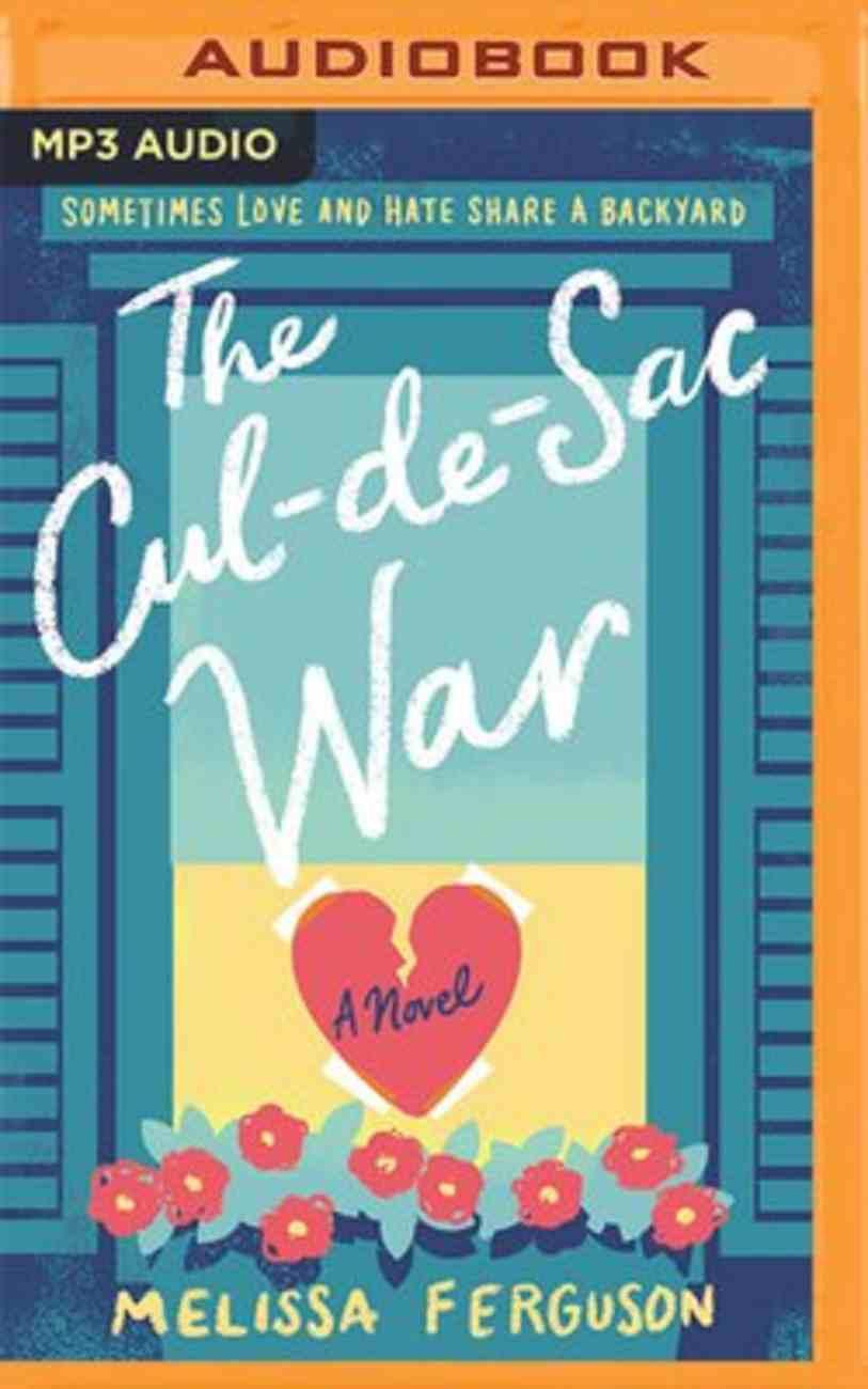 The Cul-De-Sac War (Unabridged, Mp3) CD