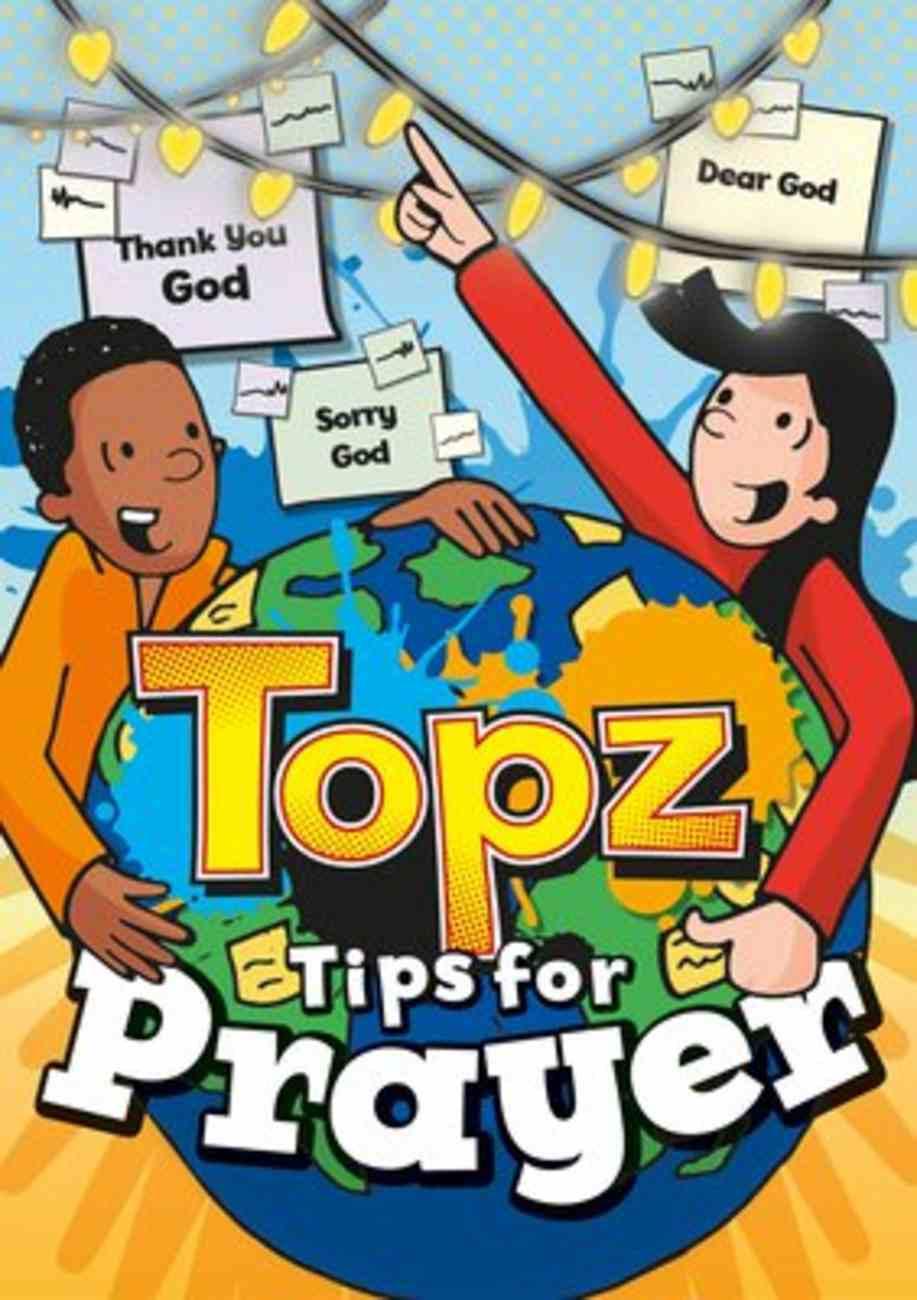 Topz Tips For Prayer (Topz Series) Paperback