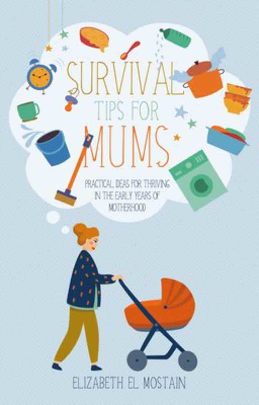 Survival Tips For Mums: Practical Ideas For Thriving in the Early Years of Motherhood Paperback