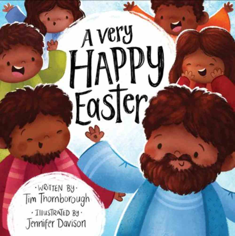 A Very Happy Easter (Very Best Bible Stories Series) Paperback
