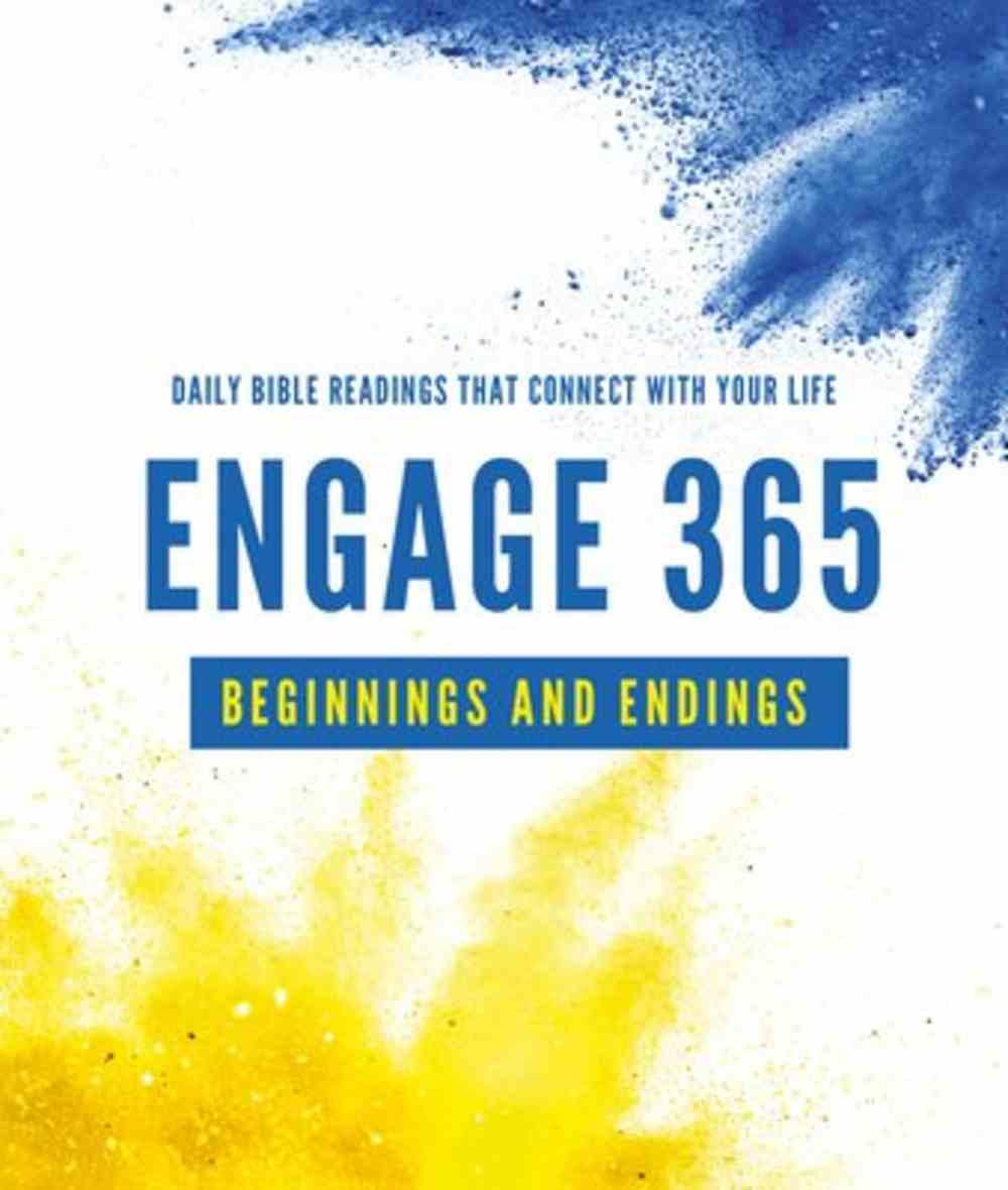 Engage 365- Beginnings and Endings (Engage Series) PB (Smaller)