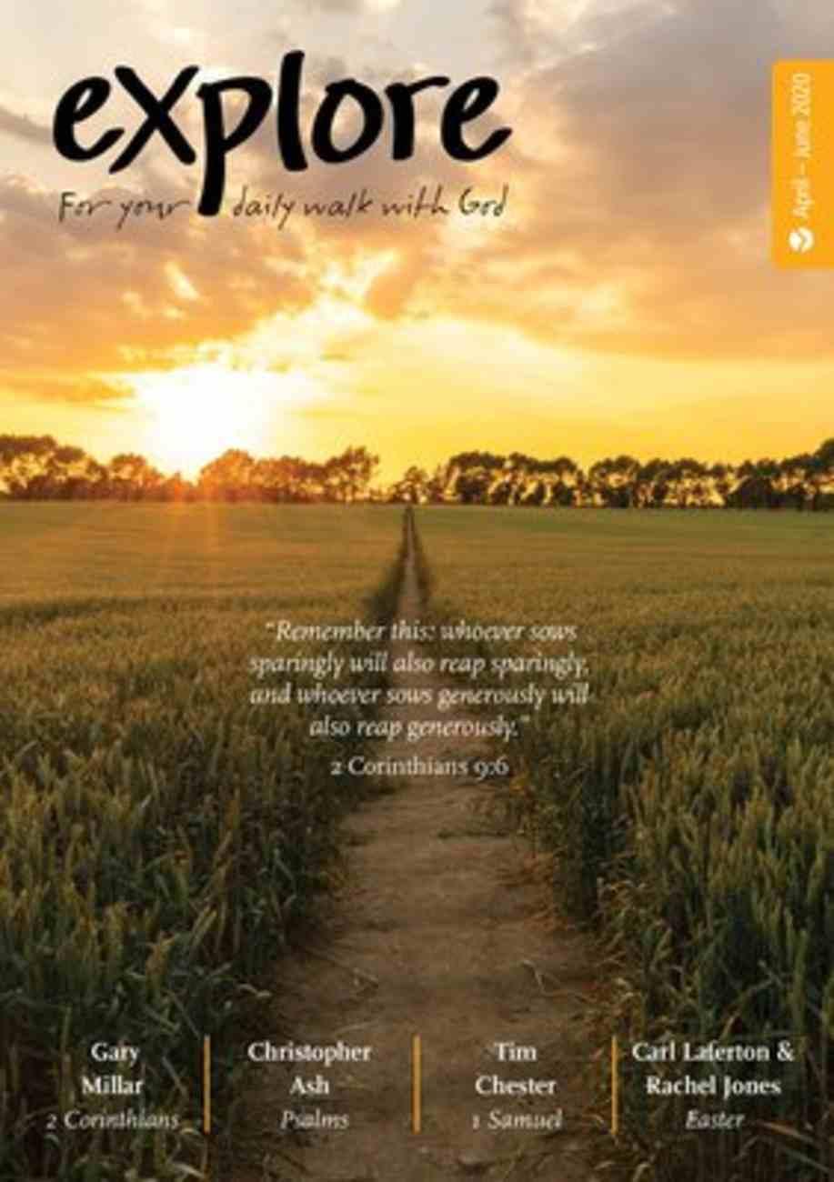 Explore (Apr-jun 2020) Paperback