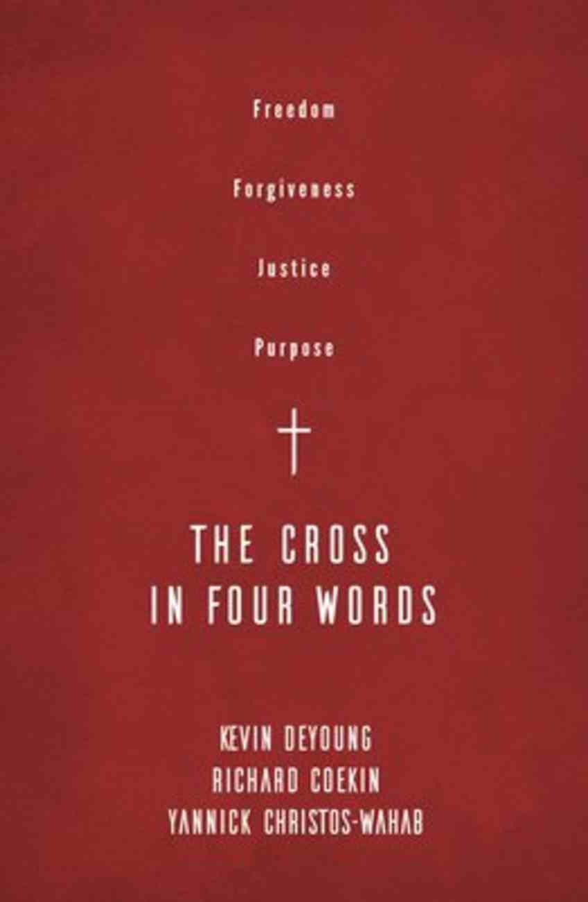 The Cross in Four Words Paperback