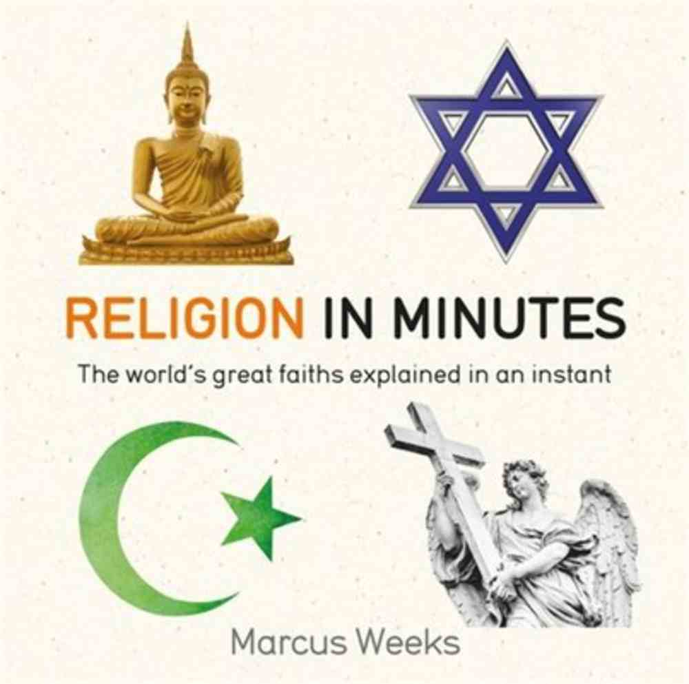 Religion in Minutes Paperback