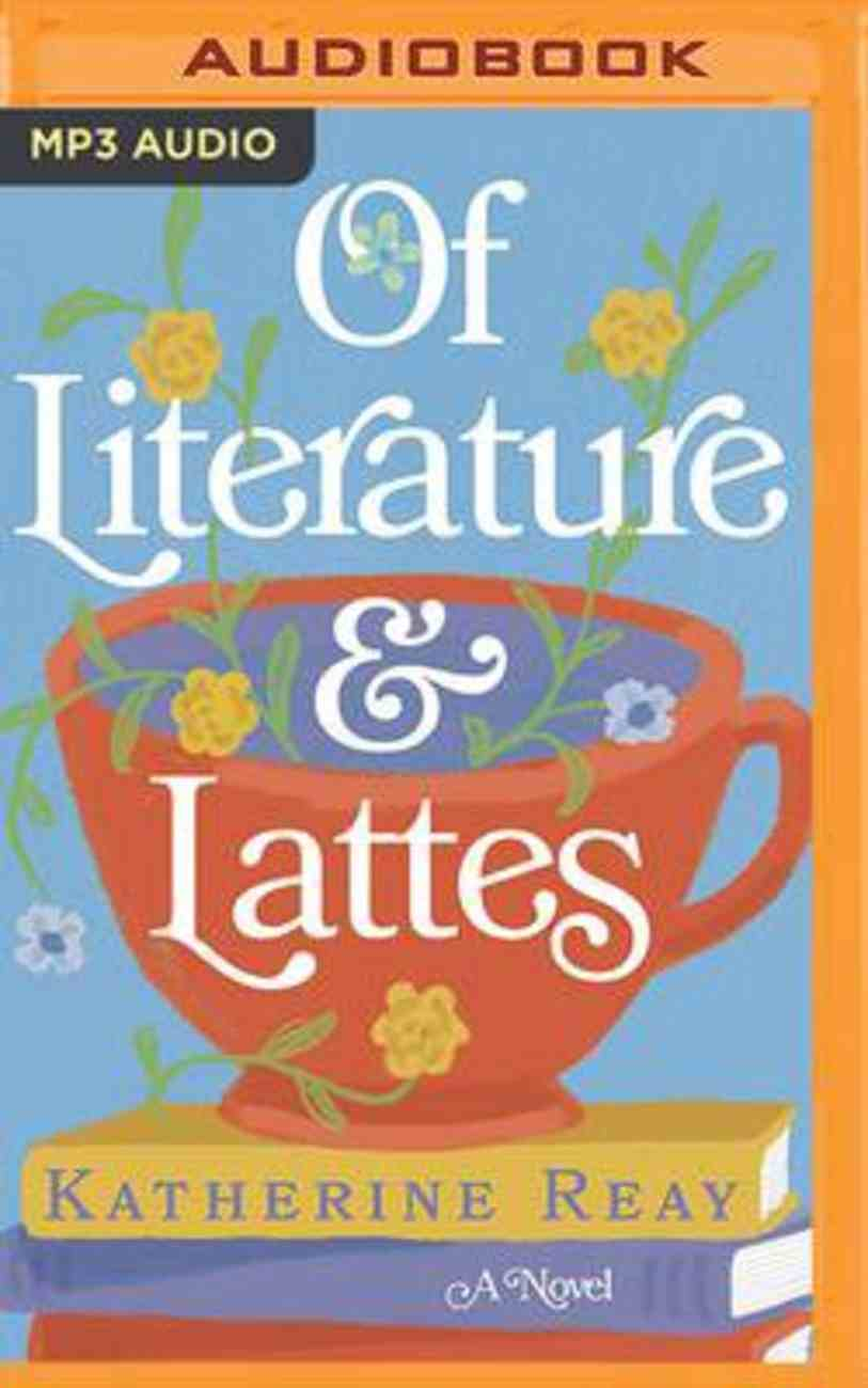 Of Literature and Lattes (Mp3) CD
