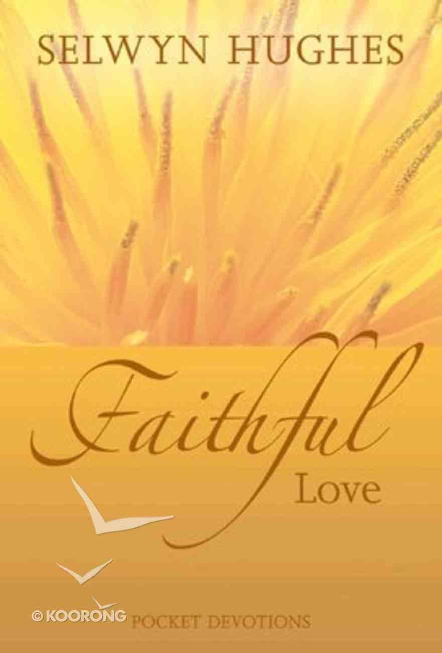 Faithful Love Hardback