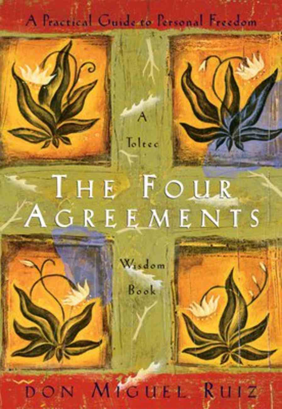 The Four Agreements Paperback