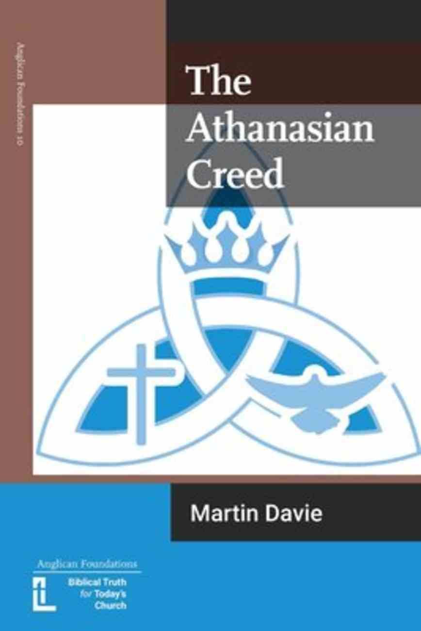 The Athanasian Creed Paperback