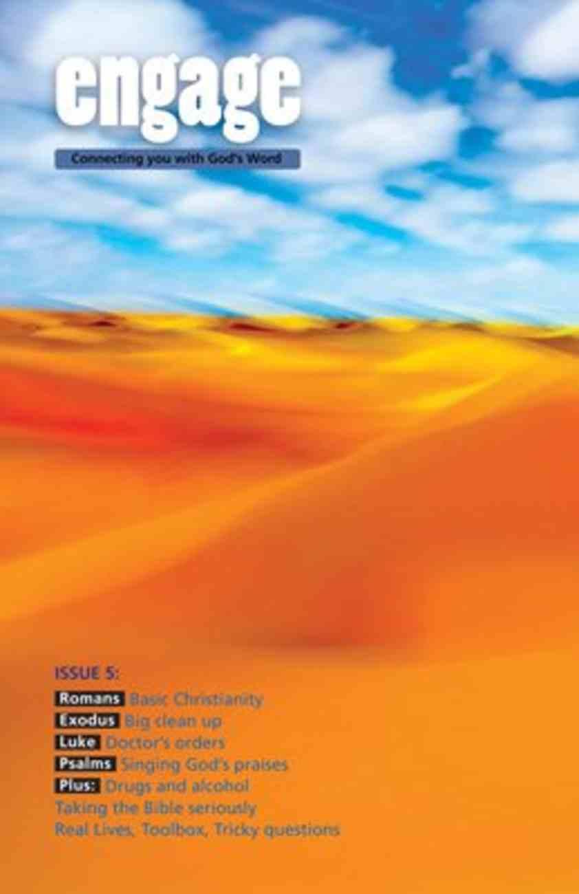 Romans, Exodus, Luke & Psalms (#05 in Engage Series) Paperback