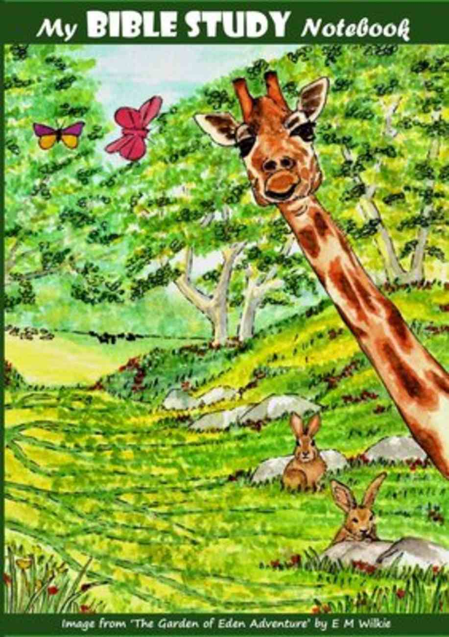 Notebook: Giraffe Paperback