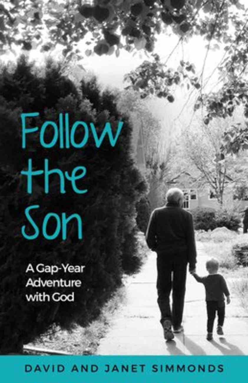 Follow the Son: A Gap-Year Adventure With God Paperback