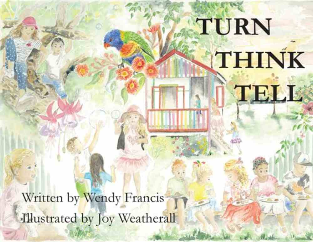 Turn Think Tell Paperback