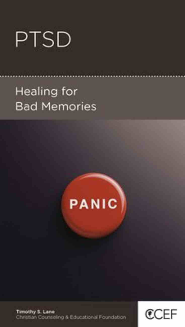 Ptsd (Physical And Mental Well-being Minibooks Series) Booklet