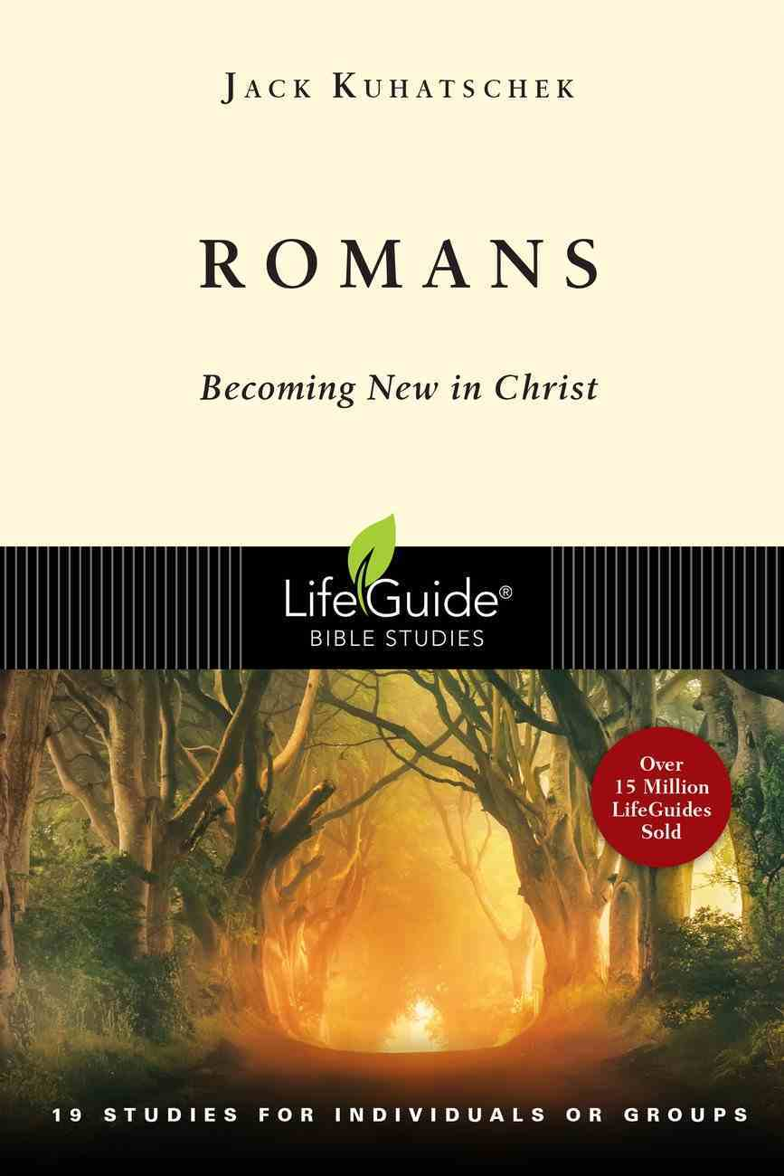 Romans 1-8 (Lifeguide Bible Study Series) eBook