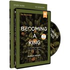 Becoming a King (Study Guide With Dvd) Paperback