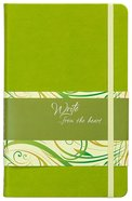 Write Journal: From The Heart (Spring Green) image
