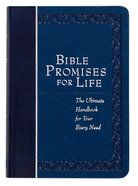 Bible Promises For Life (Navy) image