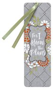 Bookmark For I Know The Plans image