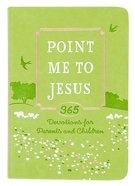 Point Me To Jesus (Faux) image