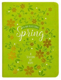 Product: Spring: A Season Of Hope 90-day Devotional Image