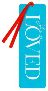 Product: Bookmark She Is Loved Image