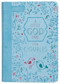 Product: A Little God Time For Couples (Faux) Image