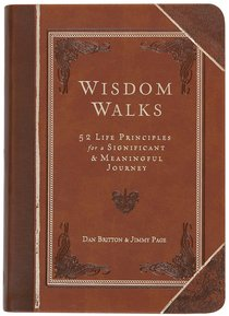 Product: Wisdom Walks (Faux) Image