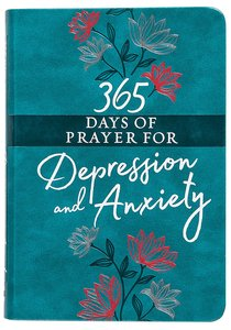 Product: 365 Days Of Prayer For Depression & Anxiety Image