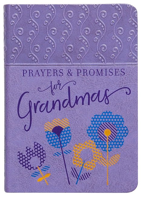 Product: Prayers & Promises For Grandmas Image