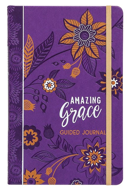 Product: Amazing Grace Guided Journal Image