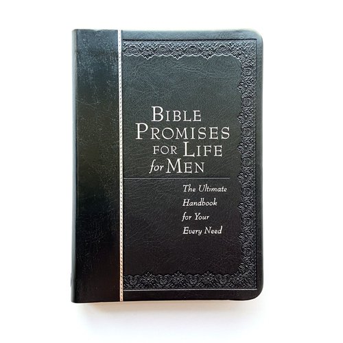Product: Bible Promises For Life For Men Image