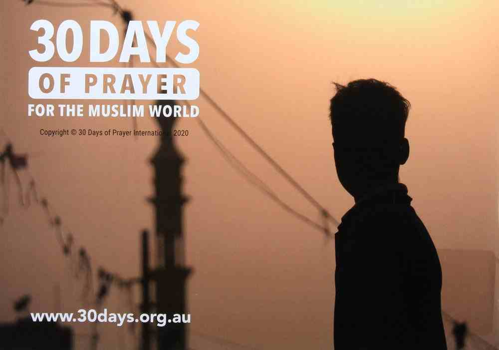 30 Days of Prayer For the Muslim World (2020) Booklet