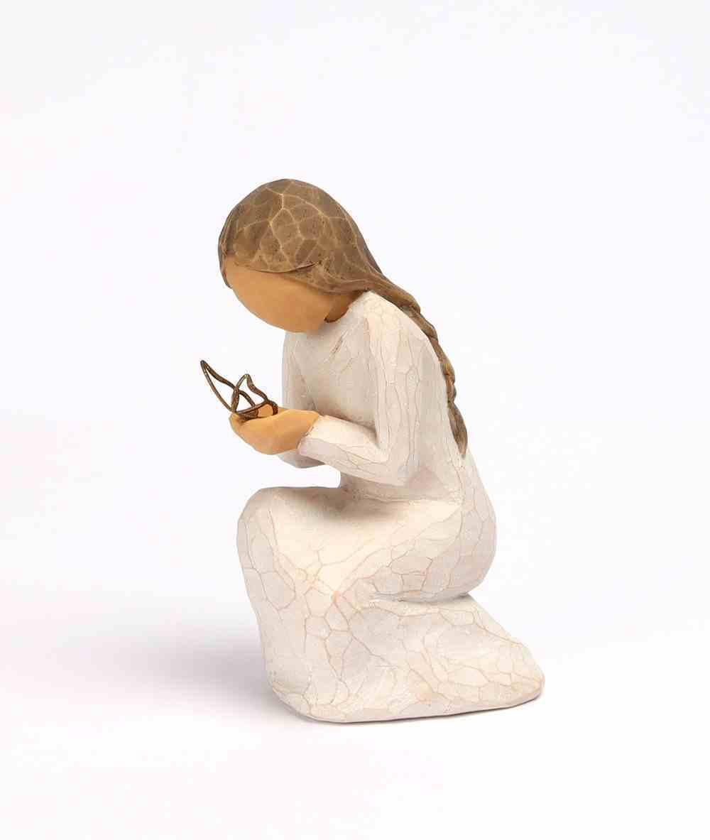 Willow Tree Figurine: Quite Wonder Homeware