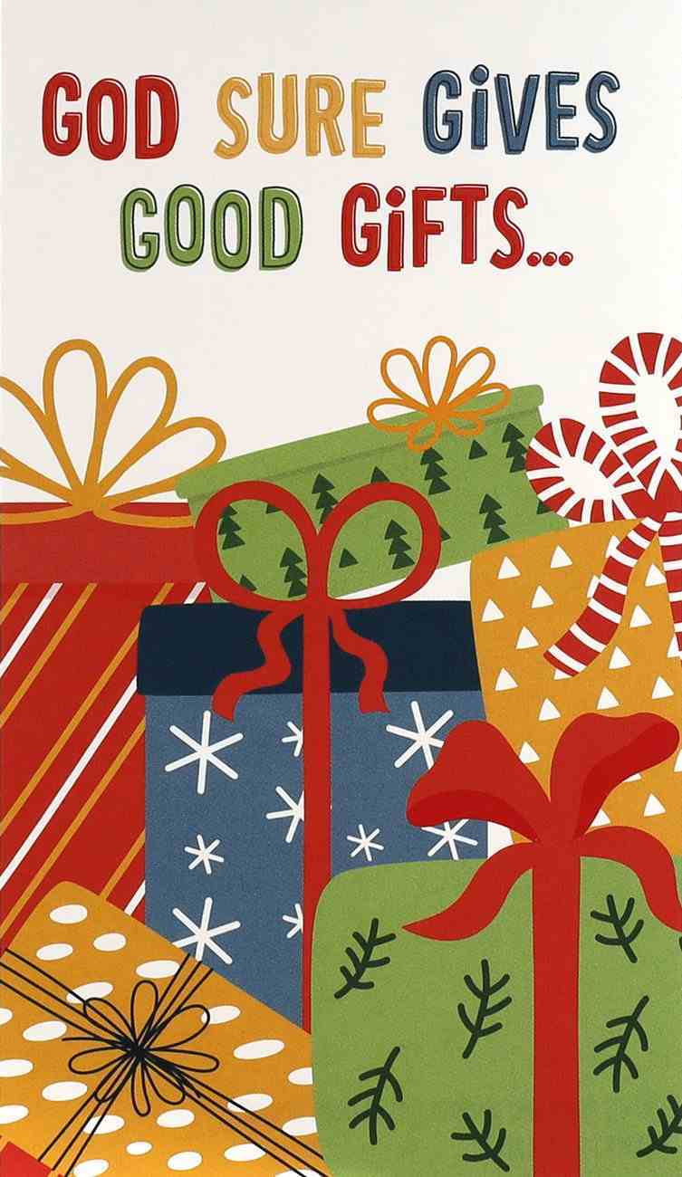 Christmas Boxed Cards Little Insprations: God's Gifts (James 1:17 Niv) Stationery