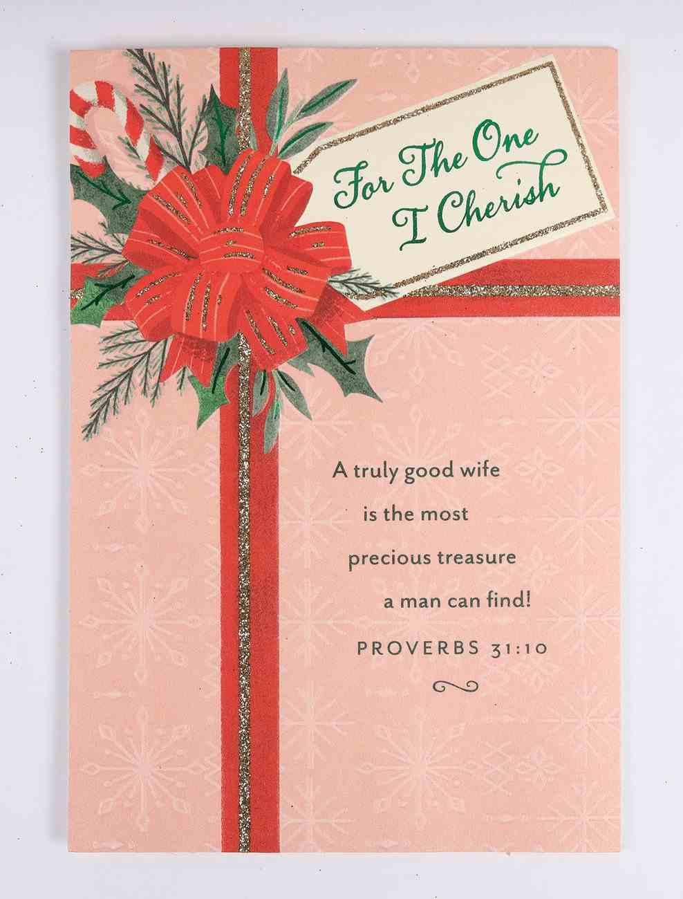 Christmas - Wife Cards
