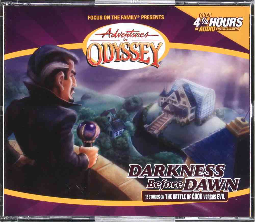 Darkness Before Dawn (#25 in Adventures In Odyssey Audio Series) CD
