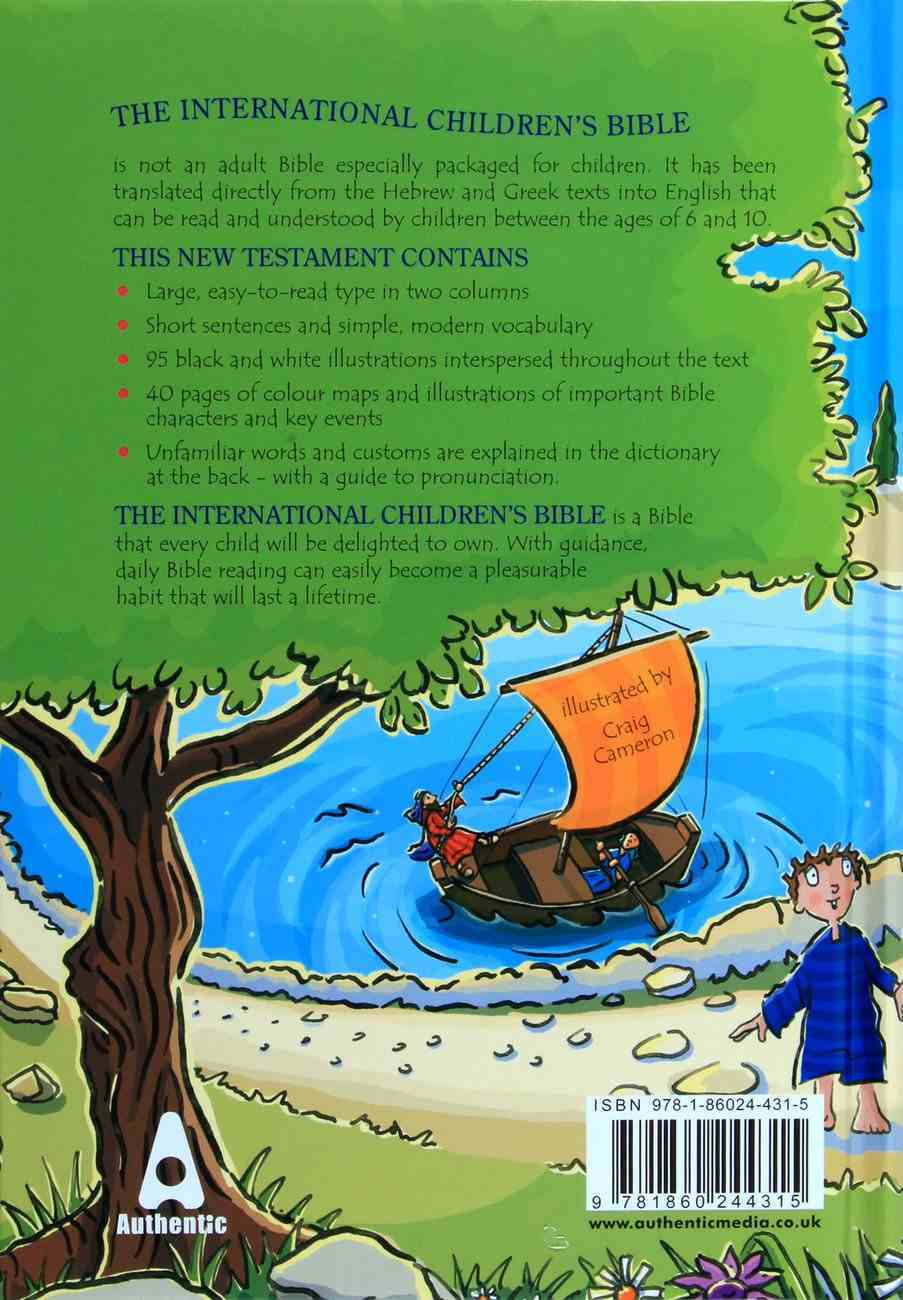 ICB International Children's Bible New Testament Hardback