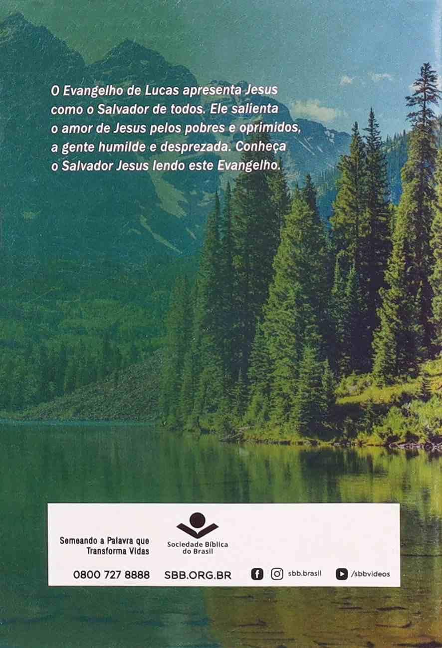 Portuguese Gospel of Luke (New Almeida Version) Paperback
