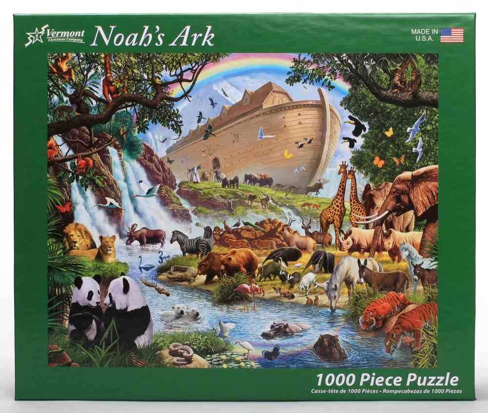 Noahs Ark 1000 Piece Jigsaw Puzzle General Gift