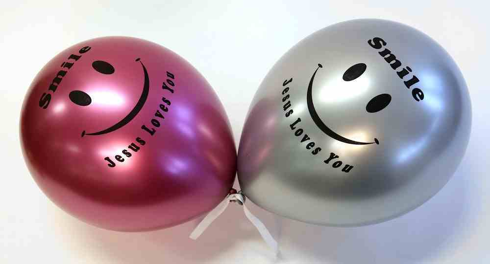 Metallic Balloons Pack of 18: Gold, Silver, Rose, Blue, Purple & Green Novelty