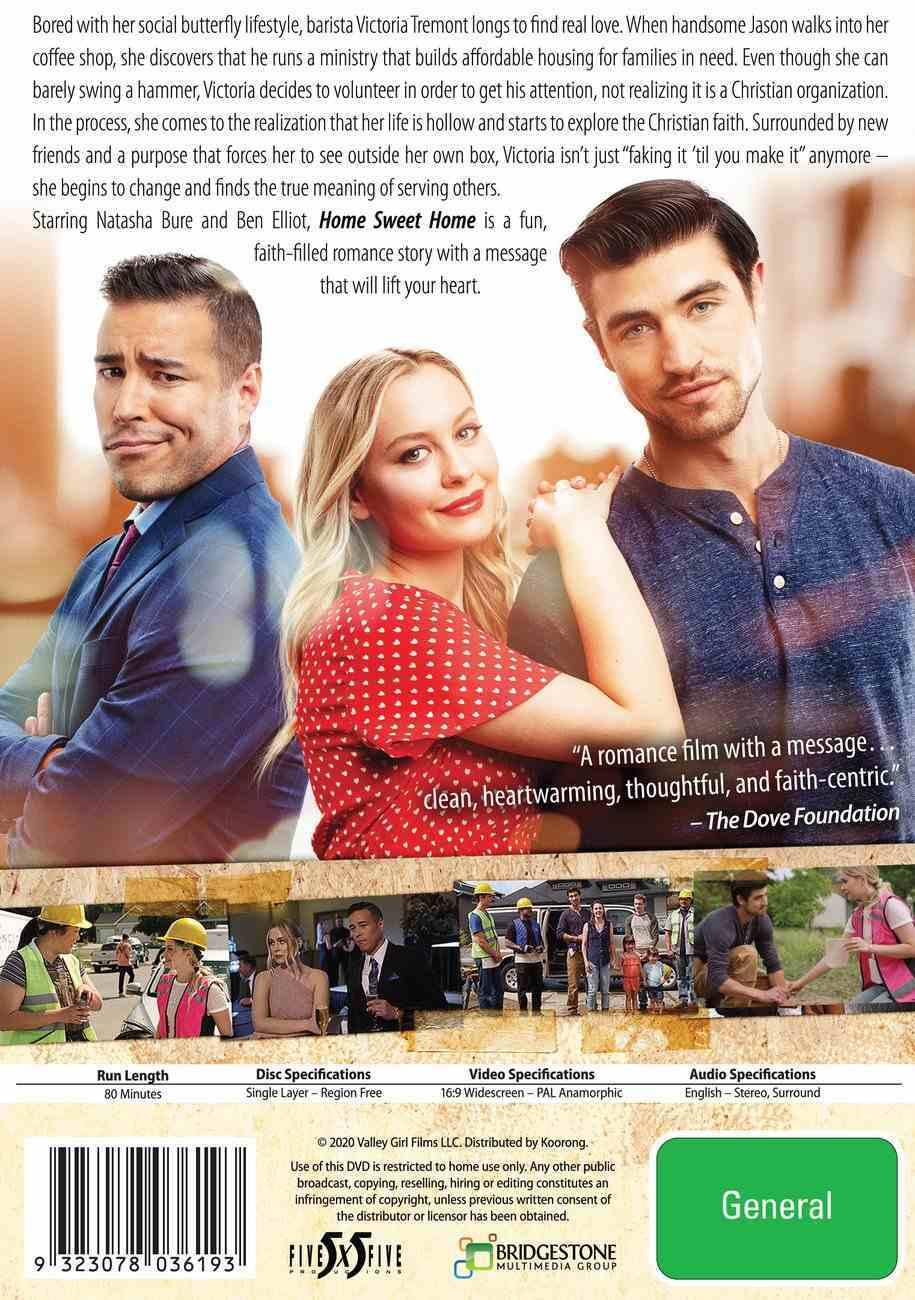 Home Sweet Home DVD