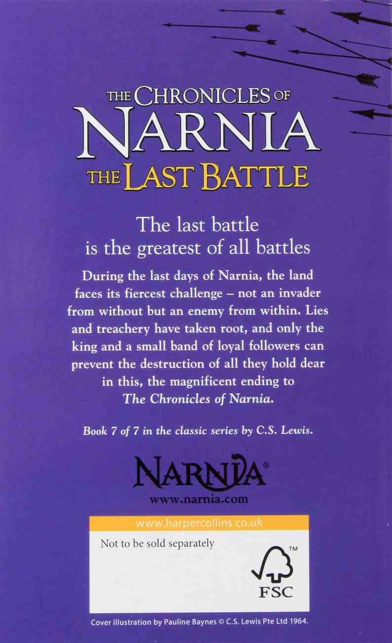 The Chronicles of Narnia (7 Volume Boxed Set) (Chronicles Of Narnia Series) Box