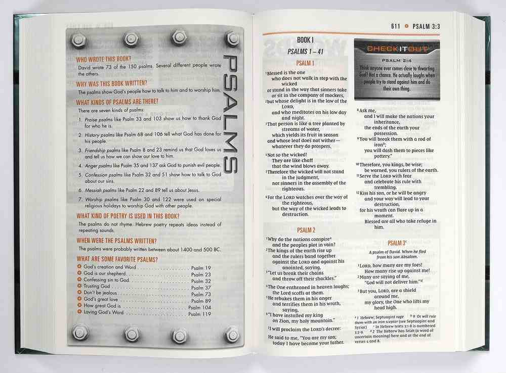 NIV Boys' Bible Hardback