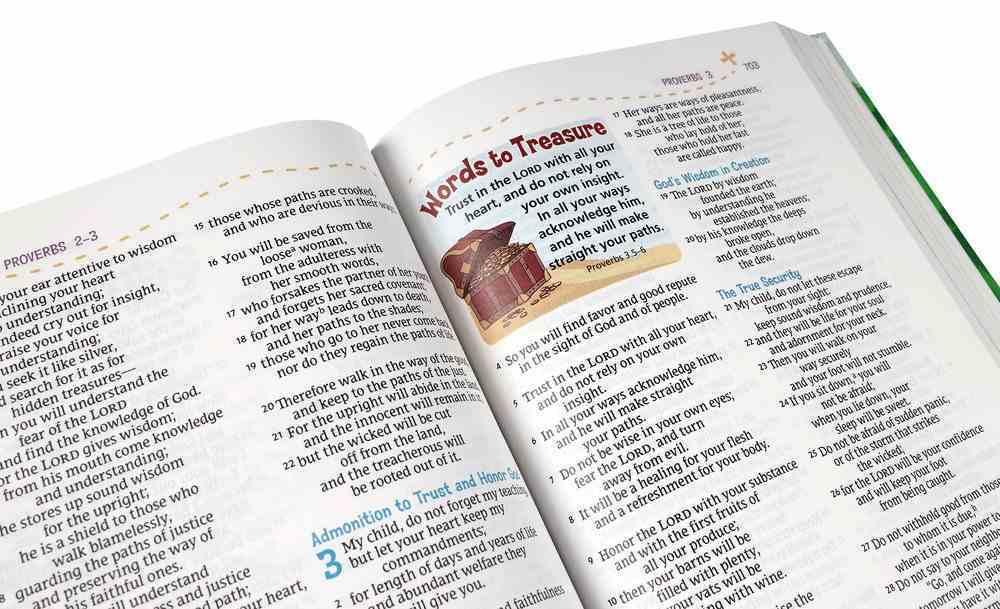 NRSV Adventure Bible Hardback