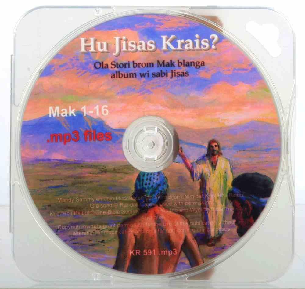 Kriol Mark (1 Mp3 Cd) CD