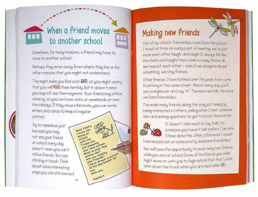 A Girls Guide to School (#05 in Girl Wise Series) Paperback