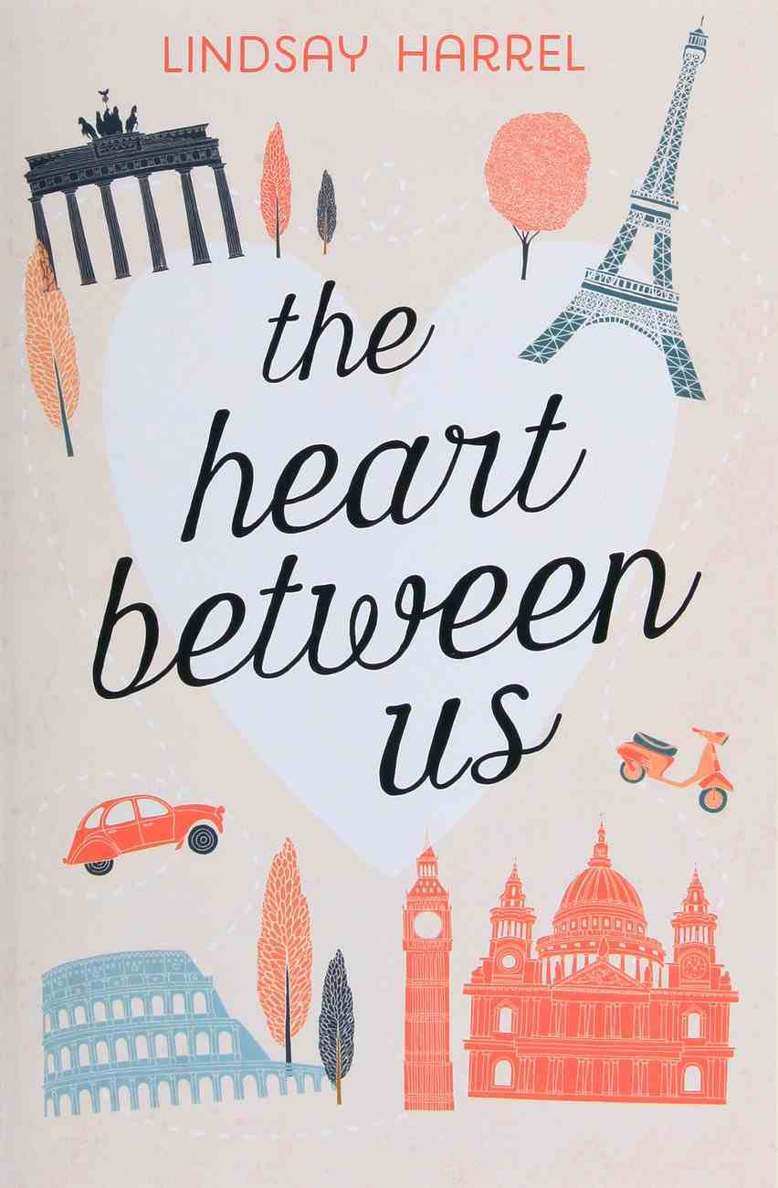 The Heart Between Us: Two Sisters, One Heart Transplant, and a Bucket List Paperback