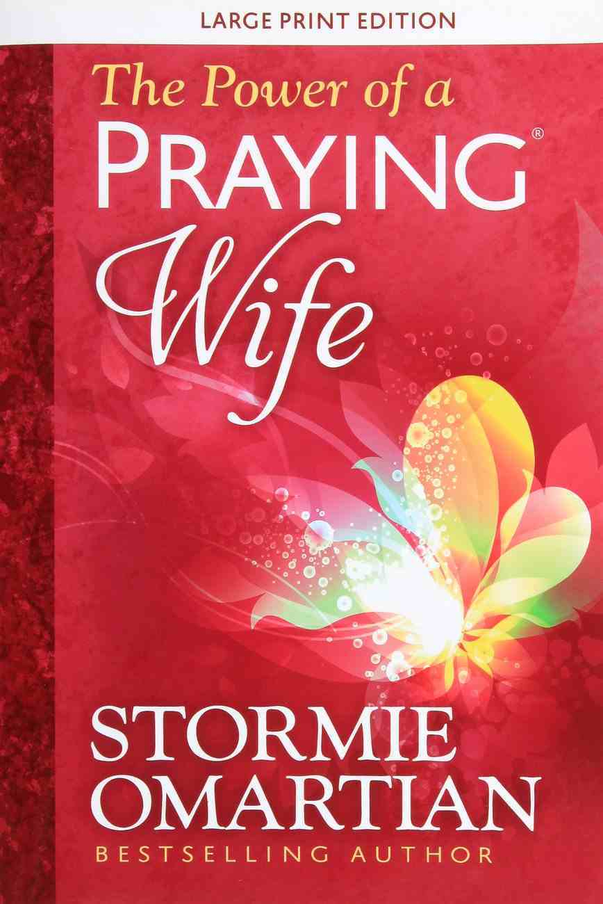 The Power of a Praying Wife (Large Print) Paperback