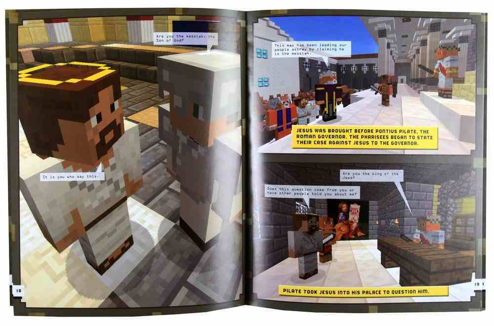 The Unofficial Bible For Minecrafters: The Cross and the Miracle Paperback