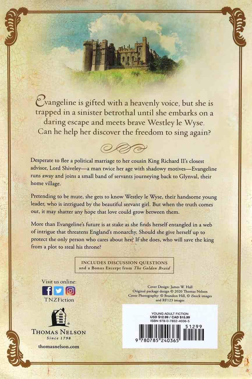 The Silent Songbird (#07 in Hagenheim - My Fairy Tale Romance Series) Paperback
